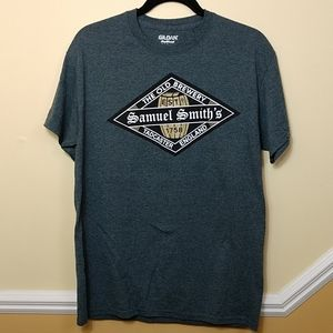 Samuel Smith's Tadcaster England Brewery T-shirt